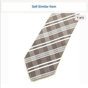 Giorgio Armani Silk Wide Tie